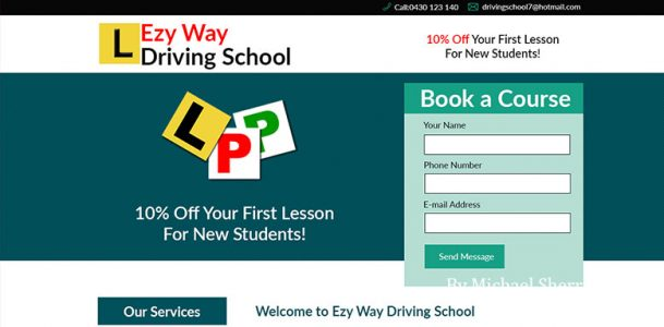 Ezy Way Driving School Featured Image